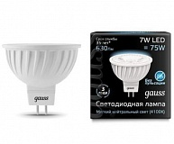 Лампа Gauss LED MR16 GU5.3 7W 4100K 101505207